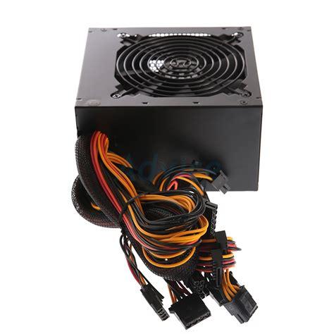 Power Supply Psu Antec Vp Series 500w Vp500p V2 80 80plus antec vp 500w