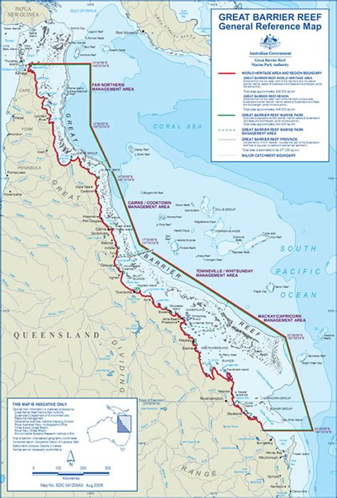 great barrier reef map map of great barrier reef and where is it located photos 2012