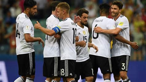 mexico vs germany last match result germany vs mexico fifa confederations cup 2017