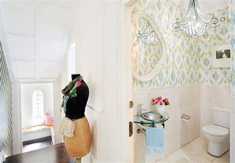 Bathroom Wallpaper Ireland 20 Designs Of Stylish Bathroom Wallpapers Home Design Lover