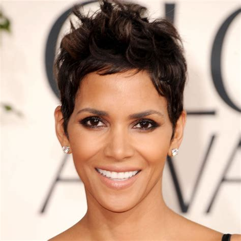 What Face Shape Is Haley Barry | how to get halle berry golden globes makeup look halle