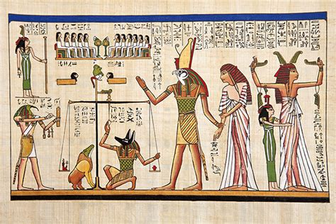 Herodotus The Gods Of Ancient Egypt Storynory
