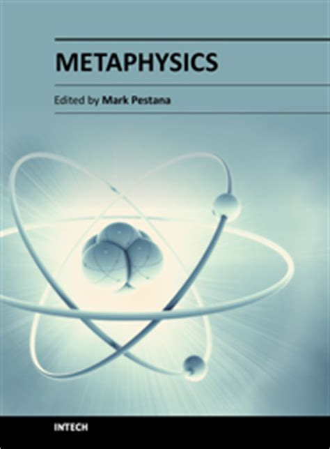 metaphysics books metaphysics definition intechopen