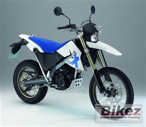 2007 BMW G650X Challenge specifications and pictures