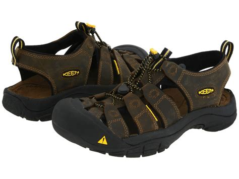 mens sandal keen mens newport elastic cord sandals bison ebay