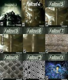 when i saw the fallout 5 cover on 9gag 9gag