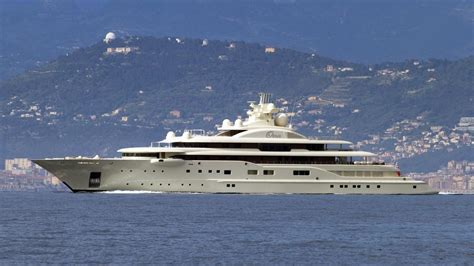 yacht ona ona yacht was ona built by lurssen boat international
