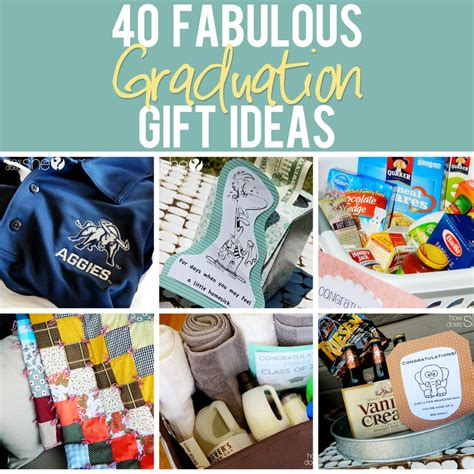 gift ideas 40 fabulous graduation gift ideas the best list out there