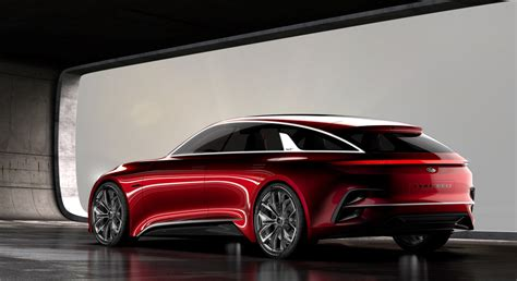 Kia Wagon The Kia Proceed Concept Is The Station Wagon We Deserve