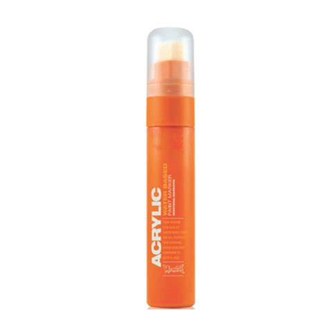acrylic paint marker buy montana acrylic paint marker 15mm orange