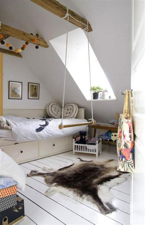 swings in bedrooms fun homes that feature indoor swings and stay casual