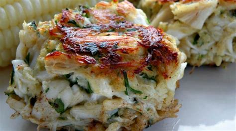 easy crab cake recipe pure and simple crab cakes once a month meals