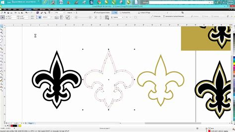 corel draw tips tricks clipart trace start with better