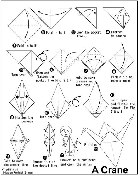 Easy Origami Cranes - 17 best images about origami cranes on paper