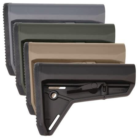 magpul colors magpul mag347 moe sl mil spec stock color options
