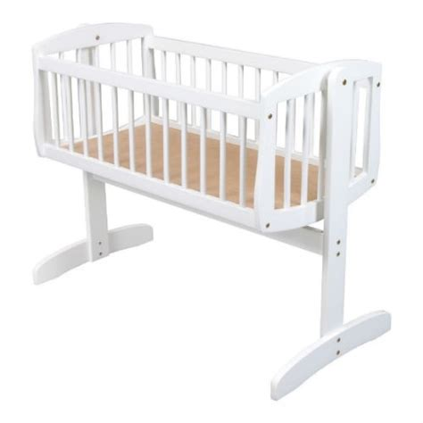 Buy Kub Vagga Swinging Crib White Preciouslittleone Swing Cribs Baby