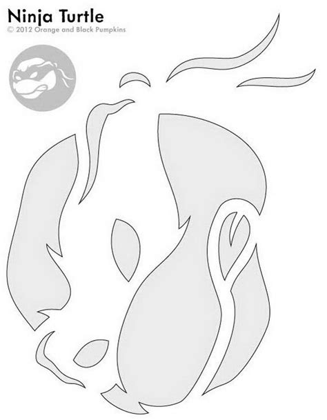 printable pumpkin carving patterns ninja turtle pumpkin carving patterns 28 jpg 570 215 733 pixels aubree