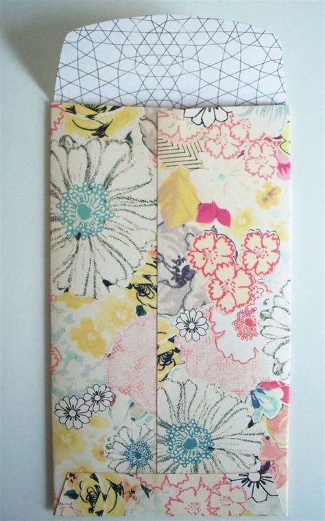 Handmade Envelope Pattern - best 25 envelopes ideas on handmade