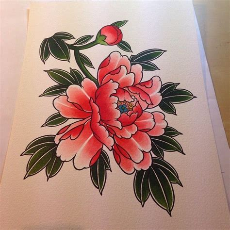 asian flower tattoo designs pin by otzi on neo japanese japanese flower