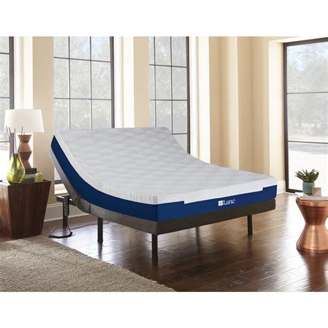 bed base queen lane queen bed base hd641105qn the home depot