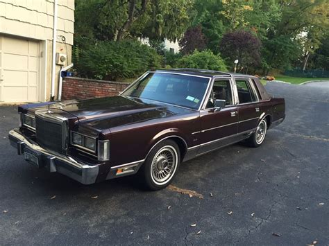 used lincoln town cars for sale by owner 1988 lincoln town car classic car by owner in new city