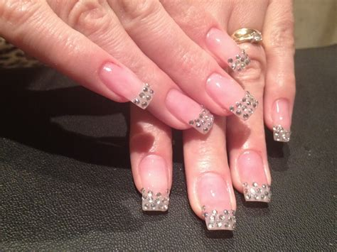 nail design tips home 5 best rhinestones nail art