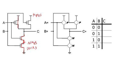 logic gate circuit diagram maker wiring diagram manual