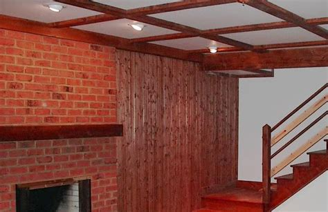 basement wall ideas diy basement wall finishing panels ideas 3 spotlats