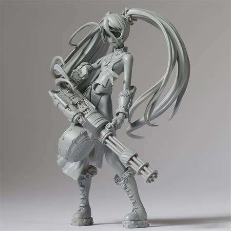 figure manufacturers oem blade soul custom figures manufacturer china
