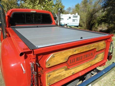 sell   dodge  red express truck    engine  sedona arizona united states