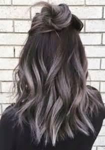 purple gray hair color best 25 purple grey hair ideas on silver