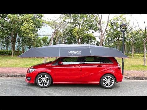 lanmodo pro  season automatic car tent  length