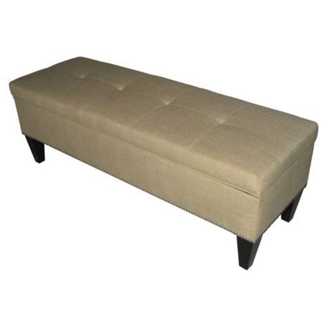upholstered bench seat with storage brooke upholstered storage bench furniture living room
