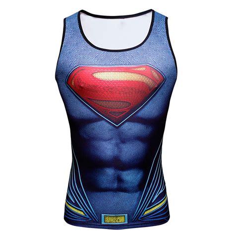 Sale Singlet Spandex Superman Sh303 buy wholesale singlet from china