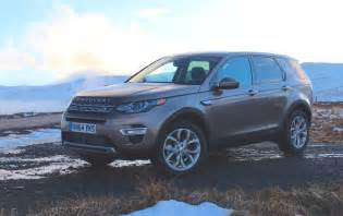 2016 land rover discovery sport drive