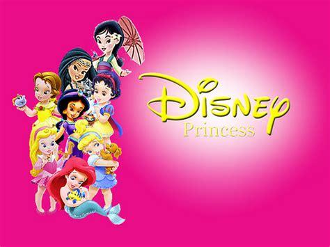 themes hd belle baby disney princesses wallpaper