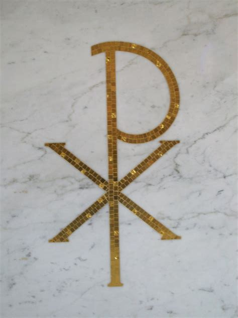 greek word for comfort the meaning behind the xp chi rho symbol