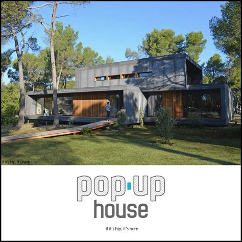 pop up homes multipod studio pop up houses ten different prefab models