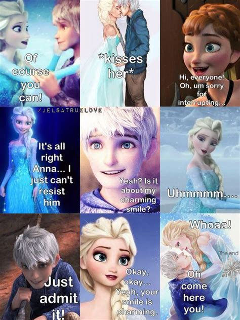 film elsa dan jack frozen anna elsa and jack i can t take this anymore
