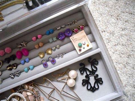 come fare un porta orecchini porta orecchini fai da te bricolage porta bijoux fai da te