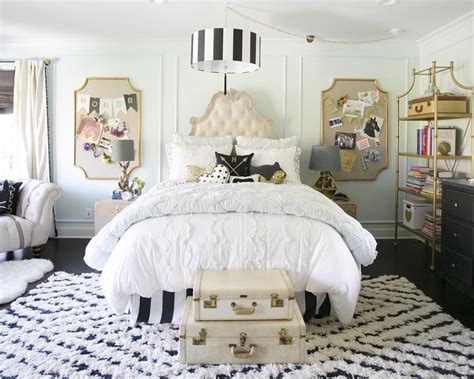 pottery barn teenage girl bedrooms room by emily and merritt for pottery barn teen teen