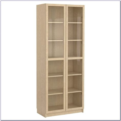 oak bookcases with glass doors wooden bookcases with sliding glass doors bookcase