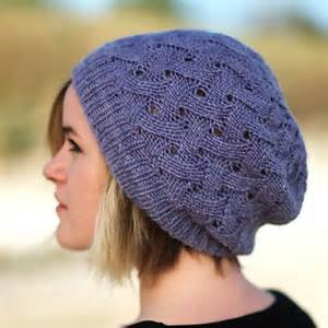 Patterns knitting patterns by project woolly wormhead ql slouch hat
