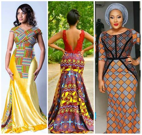 ankara new gown style 45 ways african women are rocking ankara palazzo trousers