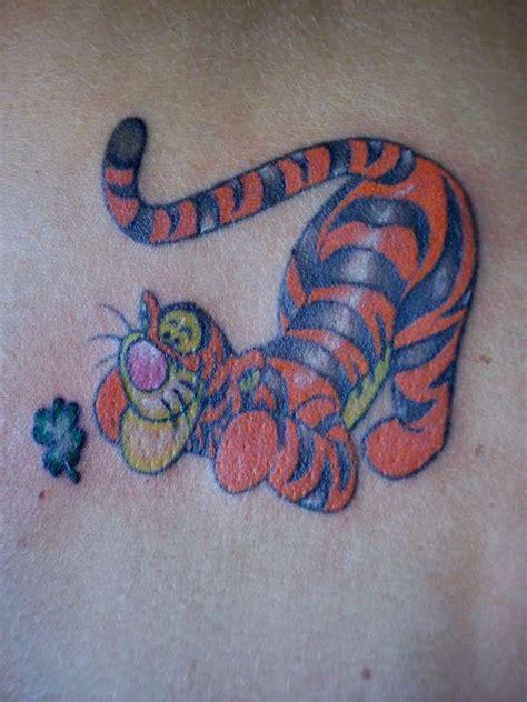 tigger tattoo tigger tigger picture