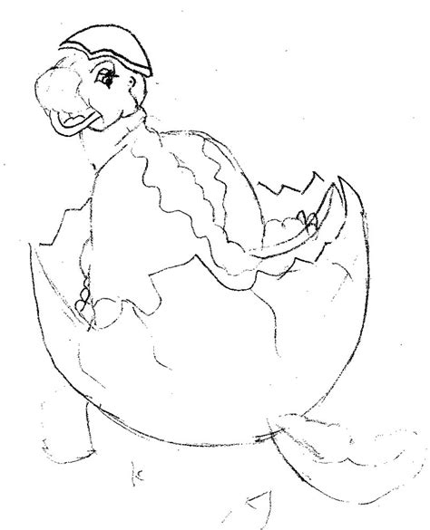 cera land before time coloring page coloring pages