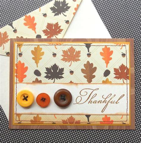 Handmade Thanksgiving Card Ideas - best 25 handmade thank you cards ideas on