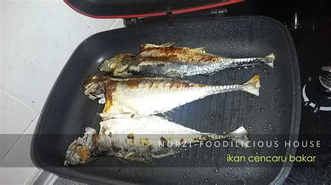 Pemanggang Giacomo norzi foodilicious house aktiviti memasak di hujung minggu