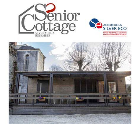 Senior Cottage pr 233 sentation du concept de senior cottage