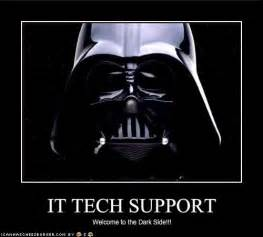 Star Wars Help Desk Funny Tech Support Technical Support Funny Work